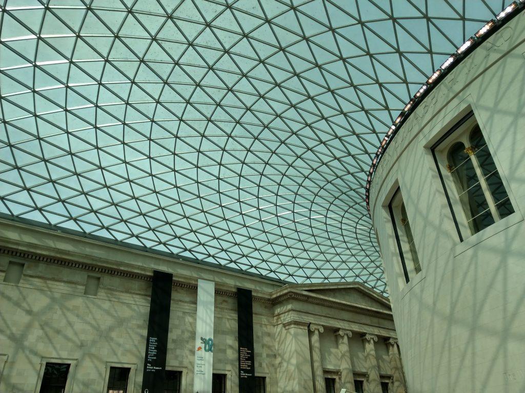 大英博物館是世界上規模最大博物館之一